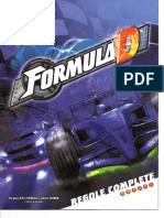 Formula D - Regolamento Italiano