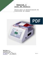 Manual Operador hemotek2