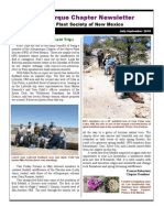 Jul-Sep 2010 Albuquerque Native Plant Society Newsletter