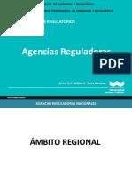 Clase 3 Agencias Reguladoras