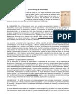 El Renacimiento_Guia de Trabajo.