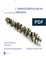 GE Jenbacher Aprovechamiento Biomasa