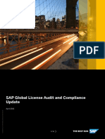SAP Global License Audit Compliance-2