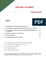 Reich Wilhelm - El Eter Dios Y El Diablo.PDF