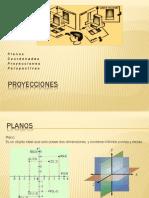 TRABAJO Proyecciones y Sistemas de Representación