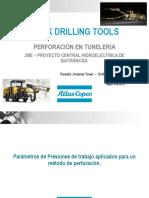 Atlas Copco Rock Drilling Tools