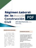 Regimen Laboral de La Construccion Civil