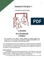 Catequesis litúrgicas
