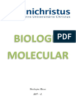 Capa Biologia Molecular