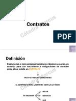 GT11 Contratos en General y Contrato Profesional