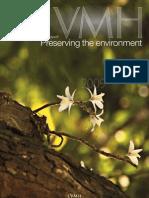 LVMH Preserving Environment