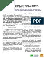 Revisión de Los Estandares de Calidad de Agua de La Ciénaga de La Virgen a Través de Los Años 2006 a 2018 (1)