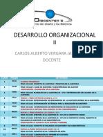 c1. Desarrollo Organizacional II