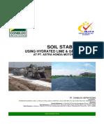 Soil Improvement AHM