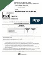 M01 T - Assistente de Creche
