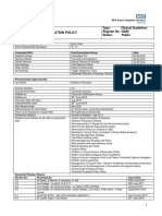 10080 Adult Patient Observation Policy 4.0