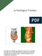Anatomía Patológica Tiroidea.pptx