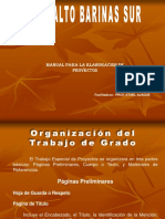Manual Proyectos i