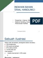 Perpindahan Bahan Material Handling 1