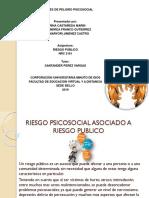 riesgo psicosocial asociado a riesgo publico