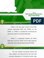 Module 2 HTML