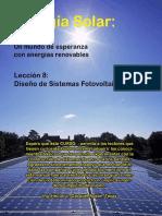 Lección 8 Energia Solar