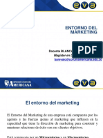Entorno Del Marketing V