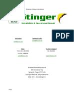Stinger 3.1.0 Manual