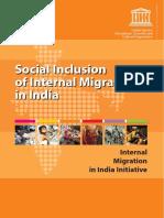 Social Inclusion of Internal Migrants in India UNESCO.pdf
