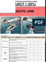 PROJECT 1 - ROBOTIC ARM.pptx