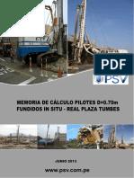 Diseño de Pilotes Pre-excavados (1)