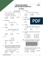 Algebra 3 Er Men Sual