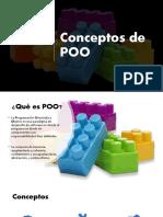 Conceptos de POO