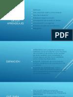 evaluacion de los aprendizajes.pptx