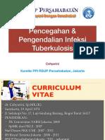 Dr. Cahyarini - Ppi Tb Rsp Kars