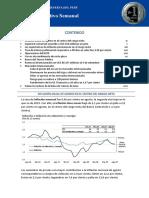 Resumen actualizado sobre economía peruana