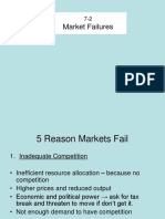 5 Reasons why Market Fails.ppt