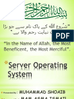 Server Operting System File