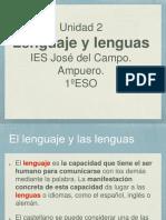 Lenguaje y Lengua 1º