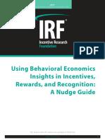 Behavioral Economics Nudge Guide