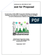 Bhubaneshwar Smart City proposal