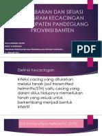 Situasi Cacing Di Banten 2017 - Pdg