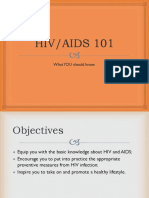 legal med - HIV