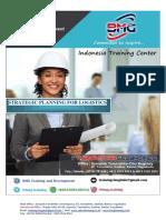 Training Strategic Planning for Logistics