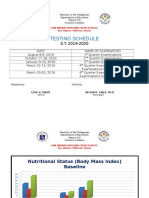 Testting Schedule and Nutritional Status (2019-2020).docx