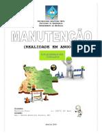 Manutenção Em Angola