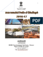Industrial Profile of Chhattisgarh State