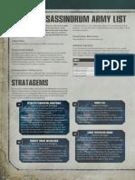 White Dwarf - Officio Assassinorum Army List (2019-04 updated).pdf