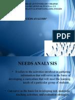 Needs Analysis - Copia