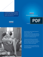 Durex - Product Booklet